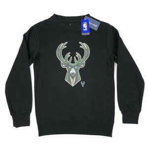 Milwaukee Bucks NBA Fanatics Crewneck Sweatshirt